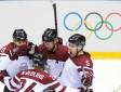 Latvijas hokeja valstsvienība - gada labākā komanda