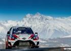 Foto: Jaunās WRC mašīnas dodas trasē