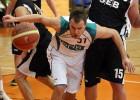 """Foto: """"SEB bankai"""" otrā uzvara divās spēlēs Latvijas Banku basketbola kausā"""