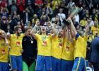 Visu laiku aizraujošākajā finālā čempionu kausu izcīna zviedri