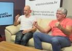 Video: Ģenerālis un Bukmeikers zeltu atvēl VEF, kritizē Štelmaheru