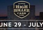 Sākas Super High Roller Cash Game + Tiešraide
