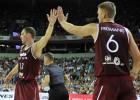 Tiešraide: Latvija - Lietuva (spēle noslēgusies 49:68)