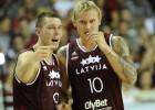 Latvijas basketbolistiem jāaptur ieskrējusies Čehija