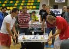 Pasaules tūres Jēkabpils posmā uzvar Caics