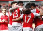 """Čempionu līgā """"Arsenal"""" centīsies nostiprināties vadībā, B grupā intriga"""