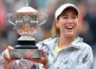 """Mugurusa Parīzē izcīna pirmo """"Grand Slam"""" titulu"""