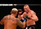 UFC čempions Broks Lesnars diskvalificēts uz vienu gadu