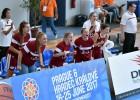 Latvijas U20 izlasei trešā vieta grupā, astotdaļfināls pret Slovākiju