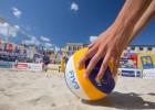 """Latvijas XXVII Universiāde tiks atklāta ar sacensībām pludmales volejbolā """"O-Sands"""" smiltīs"""
