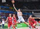 Mondelo raksta vēsturi, Spānijas basketbolistes iesoļo Rio finālā