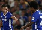 ''Chelsea'' neatstāj variantus ''Burnley'', uzvaras arī Lesterai un ''Arsenal''