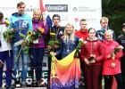 """Latvijas čempionātā triumfē Dišlers, Puķīte, """"Ozons"""" un """"Meridiāns"""""""