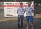 Rubins un Lorencs finišē 12.vietā pasaules čempionātā bridžā.