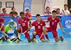 LU florbola komanda aizvadīs spēli pret Singapūras izlasi