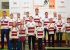 Latvijas BMX klubu ballē Jelgavā godināti sezonas laureāti