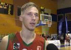 Video: Butjankovs: ''Bija labs treniņš, redzējām savas kļūdas''