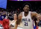 """Video: Uzvaru pret """"Knicks"""" nosvin ar dejošanu starp karsējām"""