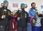 Martins Dukurs kļūst par Eiropas čempionu, Tomass otrajā vietā