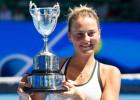 """14 gadus vecā Kostjuka uzvar jau pirmajā """"Grand Slam"""" turnīrā"""