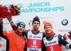 Aparjods Siguldā izcīna junioru pasaules čempiona titulu