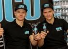 Brāļi Jānis un Artis Baumaņi paziņo šīs sezonas jaunās komandas
