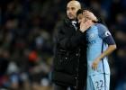 """Mančestras """"City"""" nespēj gūt vārtus un zaudē punktus pret ''Stoke''"""