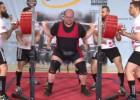 Krūze - trīskārtējs Eiropas čempions pauerliftingā