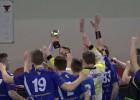 """Video: FK """"Valka"""" izcīna vīriešu 2.līgas bronzu"""