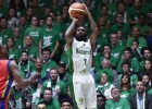 """FIBA Eiropas kausā franču finālā triumfē """"Nanterre"""""""