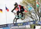Krīgers izcīna piekto vietu Eiropas kausa 4. posmā BMX