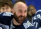 """36 gadus vecais """"Metallurg"""" aizsargs Lī šovakar debitēs Kanādas izlasē"""