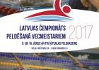 Ķīpsalas peldbaseinā pēc rekordiem dosies Latvijas vecmeistari
