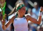 "Ostapenko sev dzimšanas dienā uzdāvina ""French Open"" finālu"