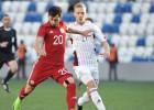 Spānija viesos Maķedonijā, Latviju sagrāvusī Gruzija dodas pēc pirmās uzvaras