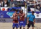 Video: Samoilovs un J.Šmēdiņš  Eiropas čempionāta pirmajā spēlē pieveic turkus
