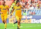 """Divala plosās """"Juventus"""" uzvarā, """"Inter"""" atspēlējas un uzvar Romu"""