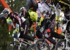 Veide pēdējā braucienā nodrošina uzvaru Latvijas BMX kausa Madonas posmā