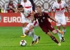 Gadu FIFA ranga līderes godā noslēdz Vācija, Latvijai mīnus viena pozīcija