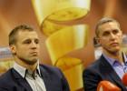 Video: Briedis stāsta par gatavošanos cīņai, Peress drošs par uzvaru visā turnīrā