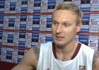 """Video: Timma: """"Visi pieļāva kļūdas - nākamajās spēlēs tās nedrīkst atkārtoties"""""""