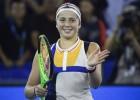 Ostapenko saņem WTA gada progresējušākās tenisistes balvu