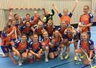 Mūsu florbolistiem labas sekmes Šveicē un Zviedrijā