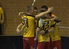 """Video: """"Betsafe/Ulbroka"""" pārliecinoši pieveic Igaunijas čempionus"""