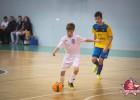 Startēs Latvijas jaunatnes telpu futbola čempionāts