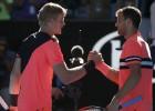 """Edmunds soda Dimitrovu un nopelna """"Australian Open"""" pusfinālu"""