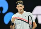 Berdihs sākumā neizmanto iespējas un atkal zaudē Federeram