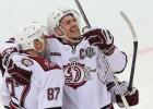 ''Dinamo'' turnīru Davosā iesāk ar sauso uzvaru pār Magņitogorsku
