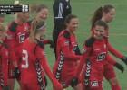 """Video: RFS futbolistes jauno SFL sezonu sāk ar sauso uzvaru pār """"Liepāju"""""""
