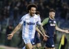 """Eiropas līgas 1/4 finālā """"Arsenal"""" un """"Lazio"""" viesu vārtos raida pa četrām bumbām"""